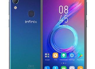 Infinix zero 6 details