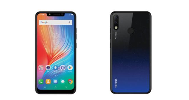 How much is tecno spark 3