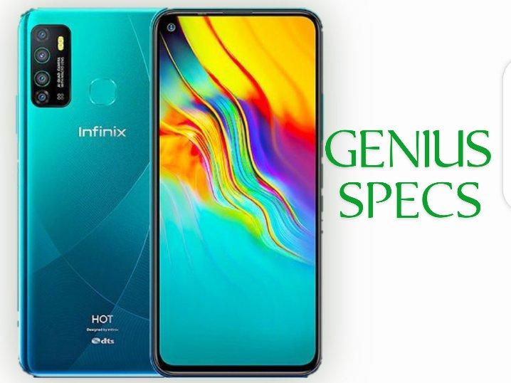 Infinix Hot 9 Price in Nigeria, Ghana, Kenya & Specifications