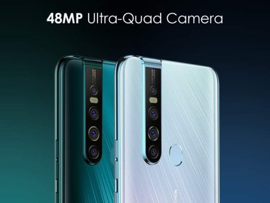 How much is Tecno camon 15 pro