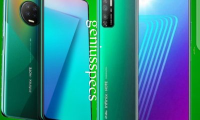 Infinix Note 7 and note 7 lite specs price in Kenya