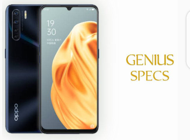 Oppo A91 specs