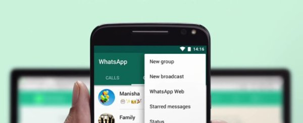 Connect PHONE TO WHATSAPP WEB