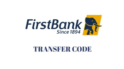 FIRST BANK TRANSFER CODE