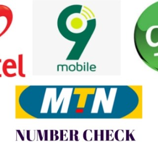 How to check Airtel, MTN, Glo & 9Mobile Number