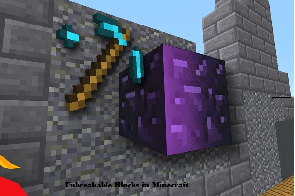 How to Make Blocks Unbreakable in Minecraft