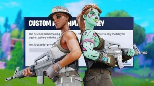 Fortnite Custom Matchmaking Codes 1