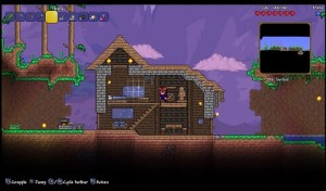 How to Make a Bed in Terraria2