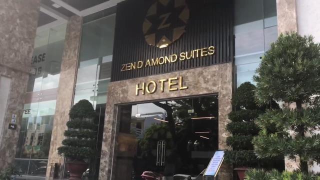 ゼンスイーツダイヤモンドホテル