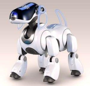 犬型ロボット「AIBO」(ERS-7M3)
