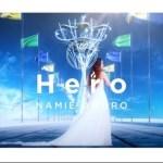 安室奈美恵の最後の紅白 曲「Hero」の舞台裏密着取材!Huluで1ヶ月限定配信開始!