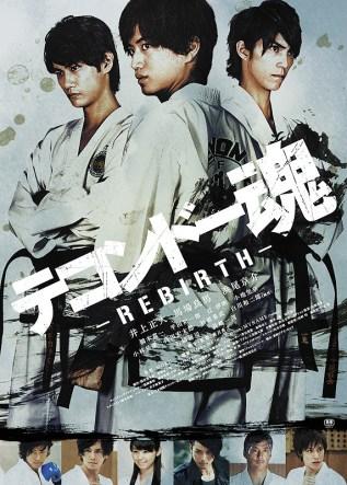 Taekwondo Soul REBIRTH Film Poster
