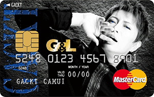 19.GACKT CARD UPty(ガクト)