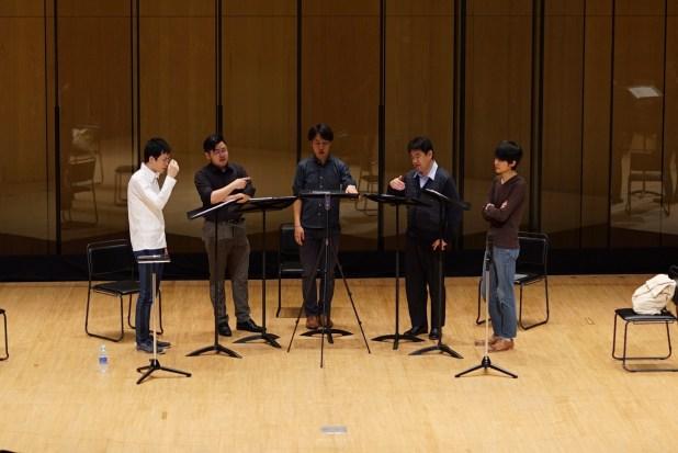 Ensemble Salicusレクチャーコンサート終演