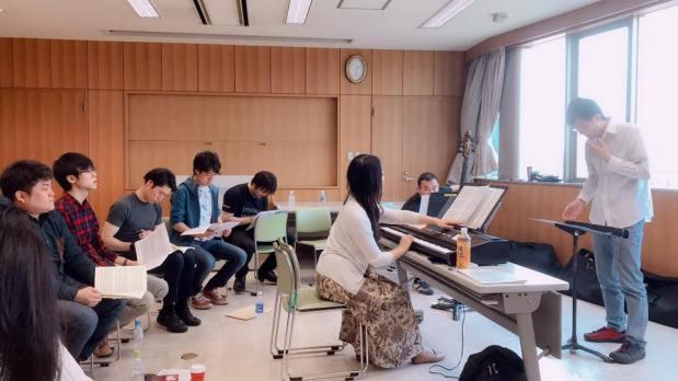 Salicus Kammerchor第5回定期演奏会|リハ3回目