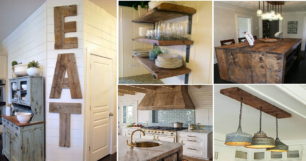 10 Charming Ways To Enhance Wooden Ideas For The Interior