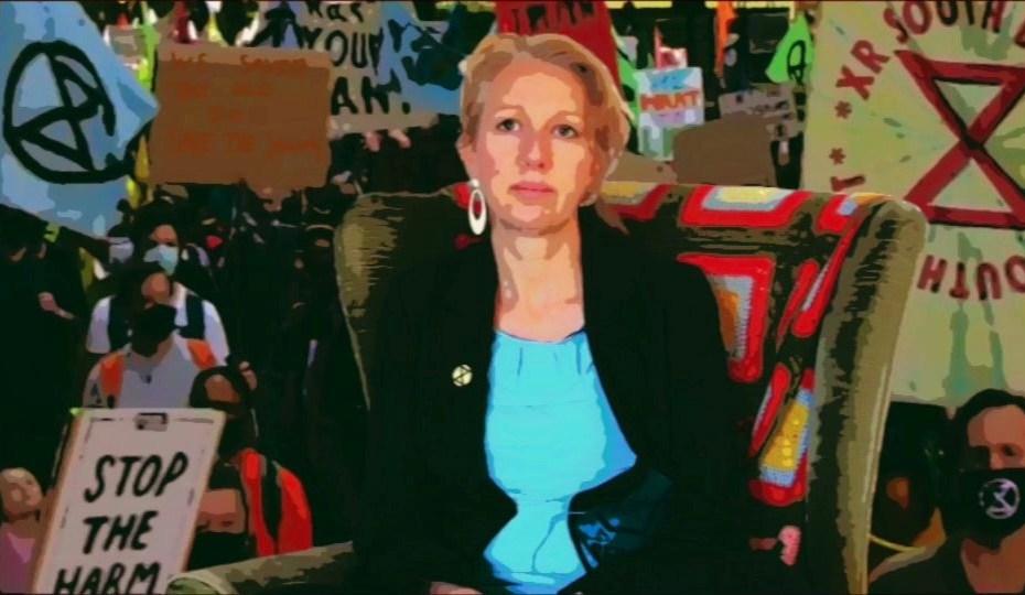XR Cofounder Gail Bradbrook