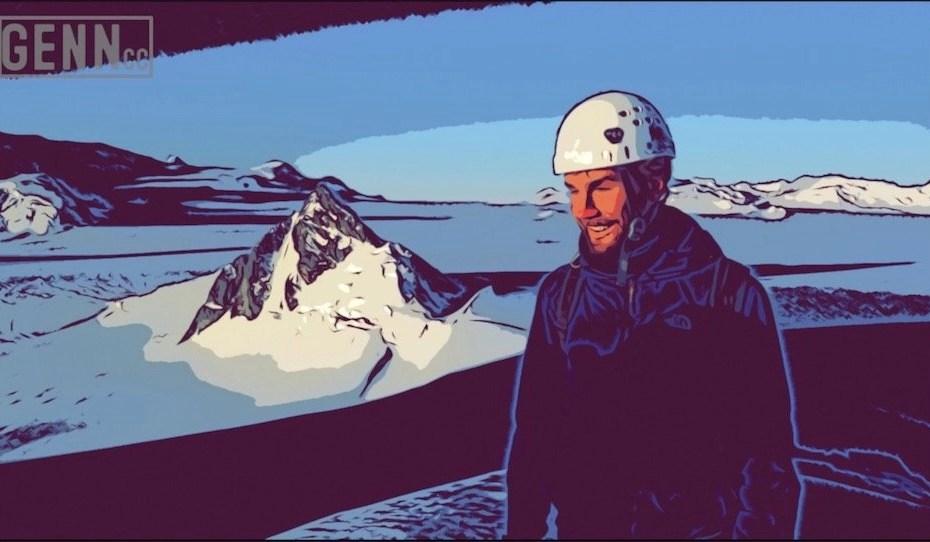 Tipping Points In Antarctica's Pine Island Glacier | Dr Sebastian Rosier