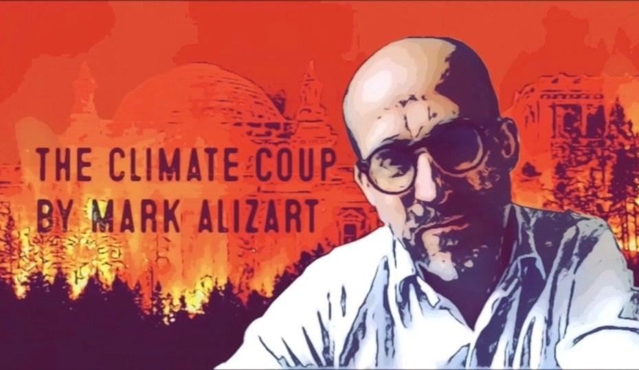 mark Alizart |The Climate Coup | Author Philosopher