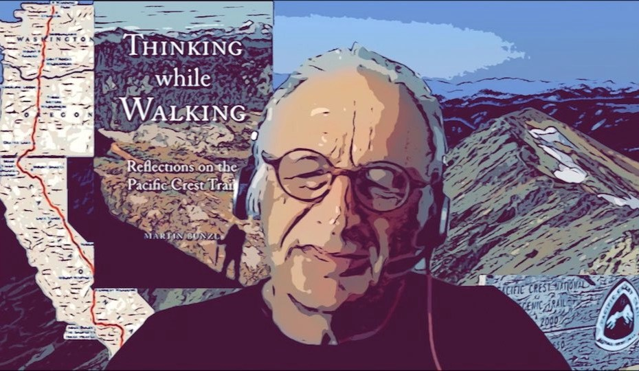 Martin Bunzl | Thinking While Walking | Are we delusional about our perception of nature?