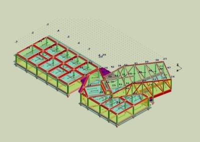 Analisi FEM – Dragona