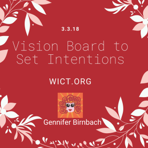 WICTNY.com - Vision Board to Set Intentions