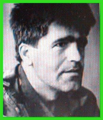 Ahmet Sejdic, commander of the Prva Slavna visegradska brigada/First Visegrad Brigade.