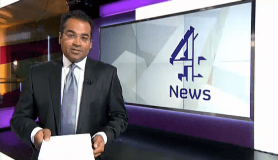 Channel 4 news article on Genomethics survey