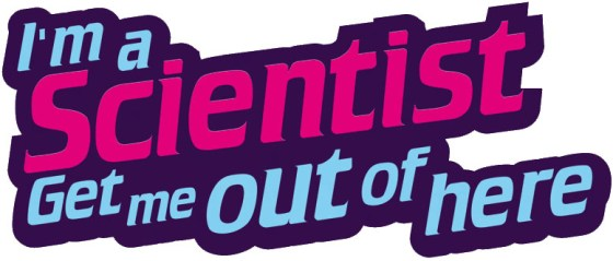 I'm a Scientist Get Me Out of Here - Logo