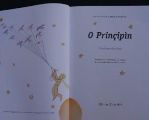 Il piccolo principe tradotto in genovese