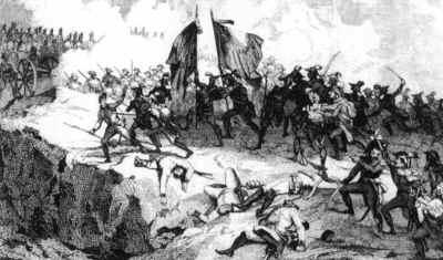 assedio di genova