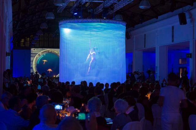 Serata Inaugurale del 55esimo Salone nautico -  INTO THE BLUE