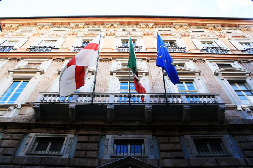 Palazzo Tobia Pallavicino camera di commercio