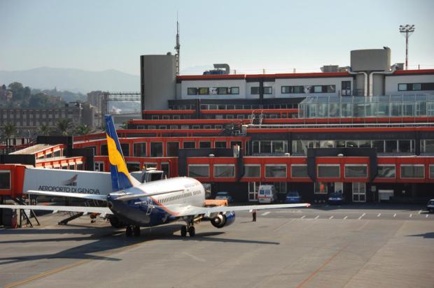 aeroporto, areostrazione