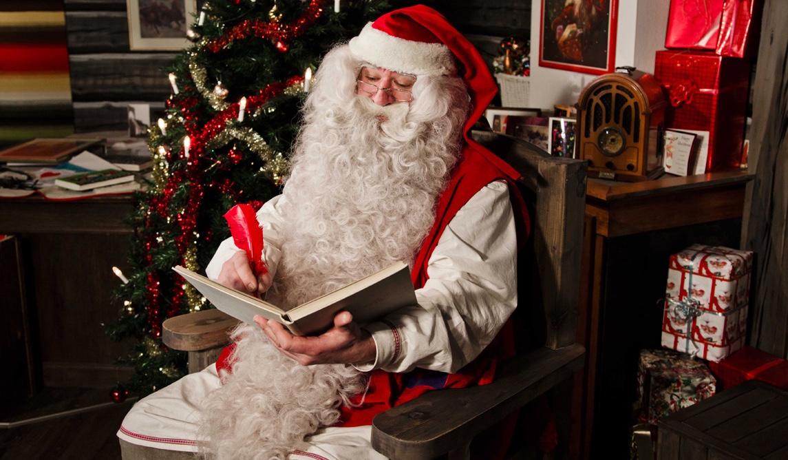 Casetta Di Natale Da Colorare : La casa di babbo natale a camogli genovaquotidiana