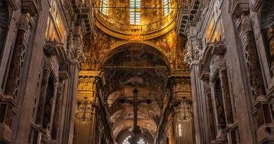 Basilica ex cattedrale di san siro