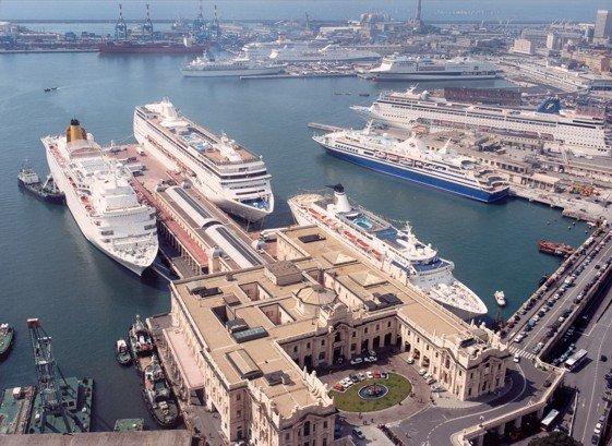 Terimal traghetti terminal crociere