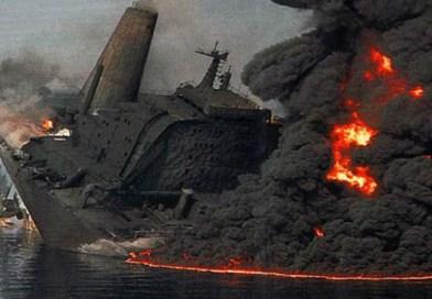 Venticinque anni fa la tragica esplosione della petroliera Haven