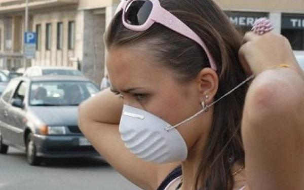 ozono-inquinamento-mascherina