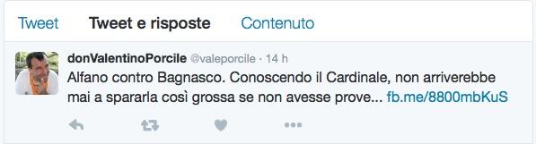 tweet valentino porcile