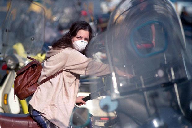 ozono smog inquinamento