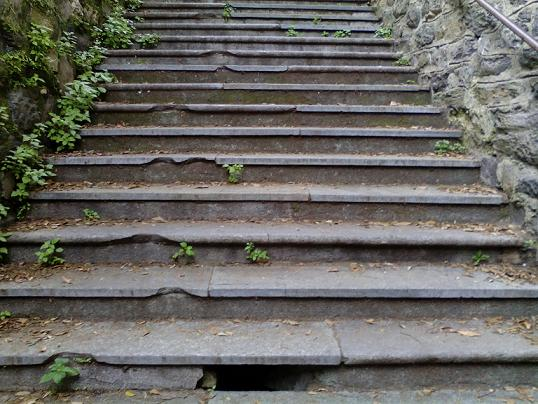 scale passeggiata