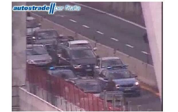 autostrada code incidente webcam