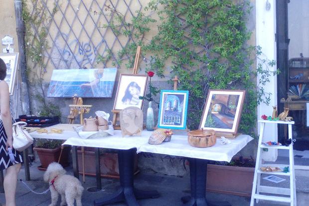 mercatino artisti 2