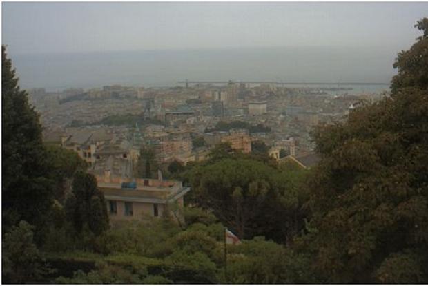 panoramica centro webcam
