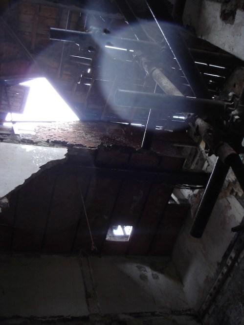 Edificio crollato 12 via pre'