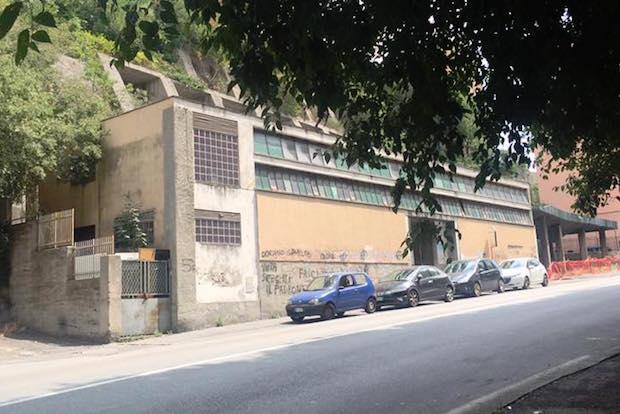 mercato via Bologna