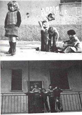 Bambini allo smistamento