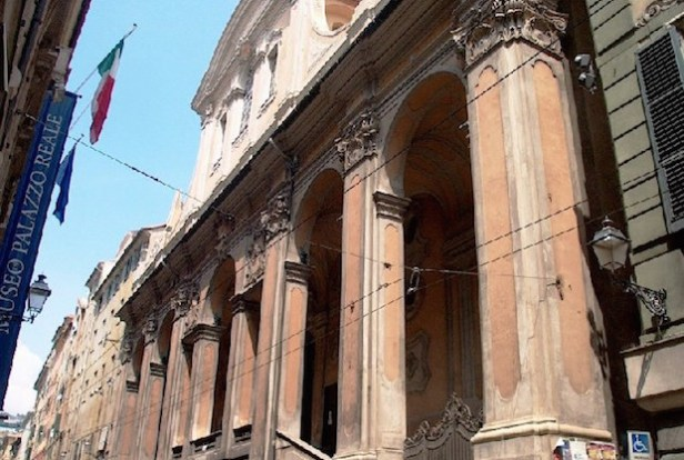 chiesa di san carlo via balbi