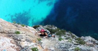 Itinerari sardi per arrampicatori genovesi: Pedra Longa, Aguglia di Goloritzé e Monte Oddeu